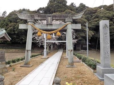 川口城と神宮寺城の見学 (4)