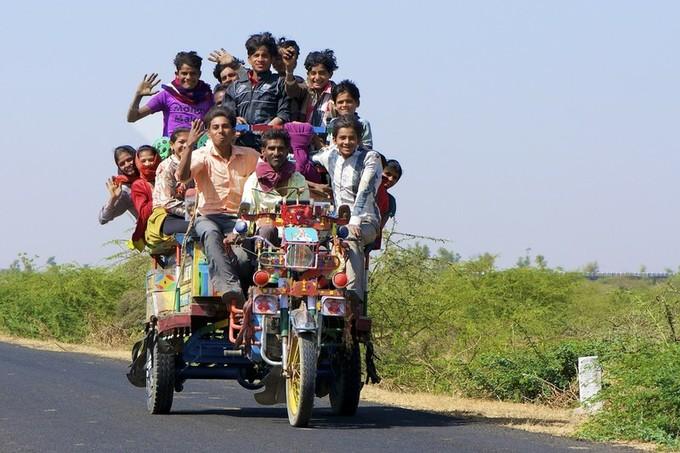 インドバイク
