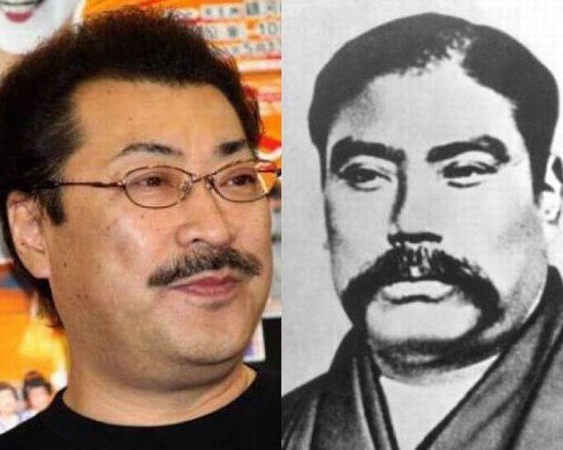 桑野信義&岩崎弥太郎