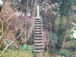 岩船寺十三重石塔
