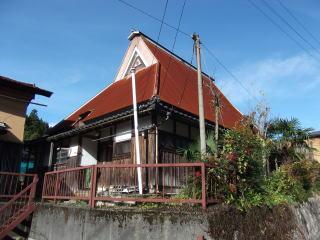 田中家住宅主屋