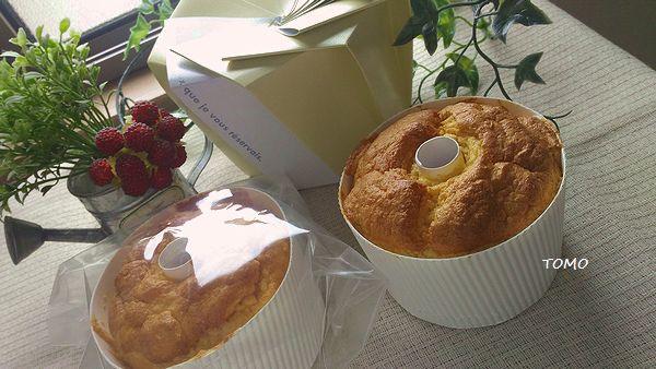 ヘルシーノンオイルおからシフォンケーキ