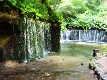 白糸の滝20160810-6