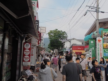 軽井沢締めくくり20160810-1 -