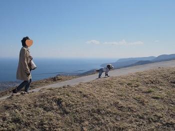 うちのこ記念旅行大室山20170308-18
