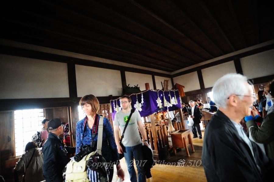 姫路城内 16Sn