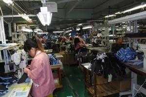 縫製作業スタッフ