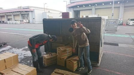 羽田空港倉庫内仕分け・ピッキングスタッフ募集