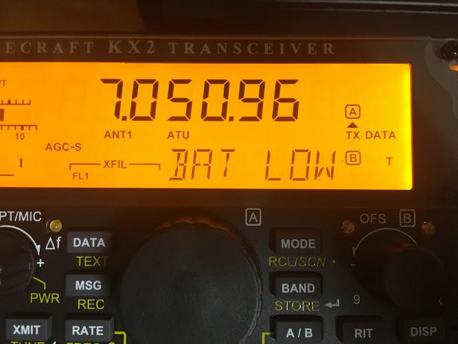 KX2/8.1V_BAT LOW
