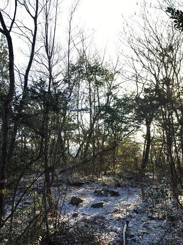 三蔵山/山頂の様子1
