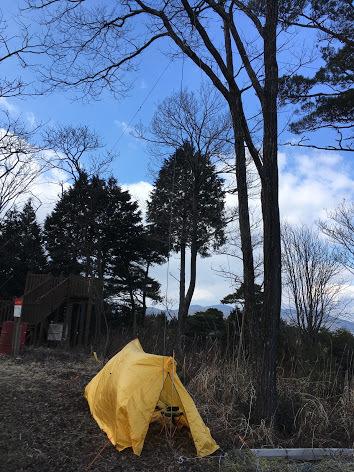 20170311歌垣山/シャック