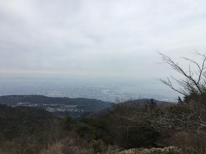 2017六甲山/大阪湾
