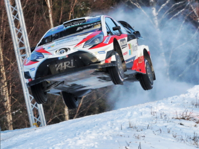 2017 WRC 第2戦 スウェーデン