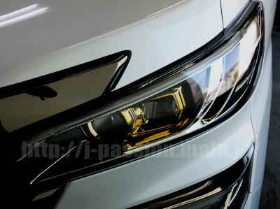 トヨタ・ヴェルファイア ゴールデンアイズ《尾張地区のカーセキュリティ・プロショップ・プレミアムレーダー探知機・ドライブレコーダー・HID/LEDヘッドライト他》