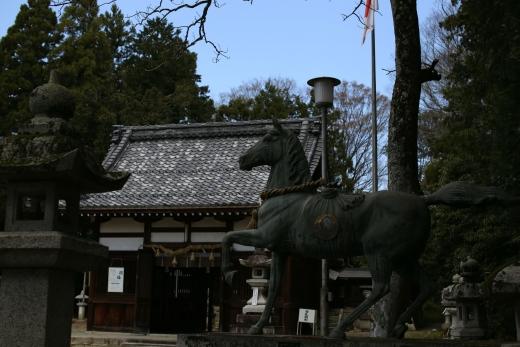 2017年 4月 阿自岐神社 05