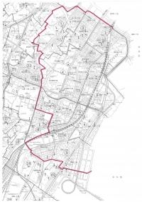 港区の選挙区画