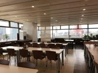 区役所食堂