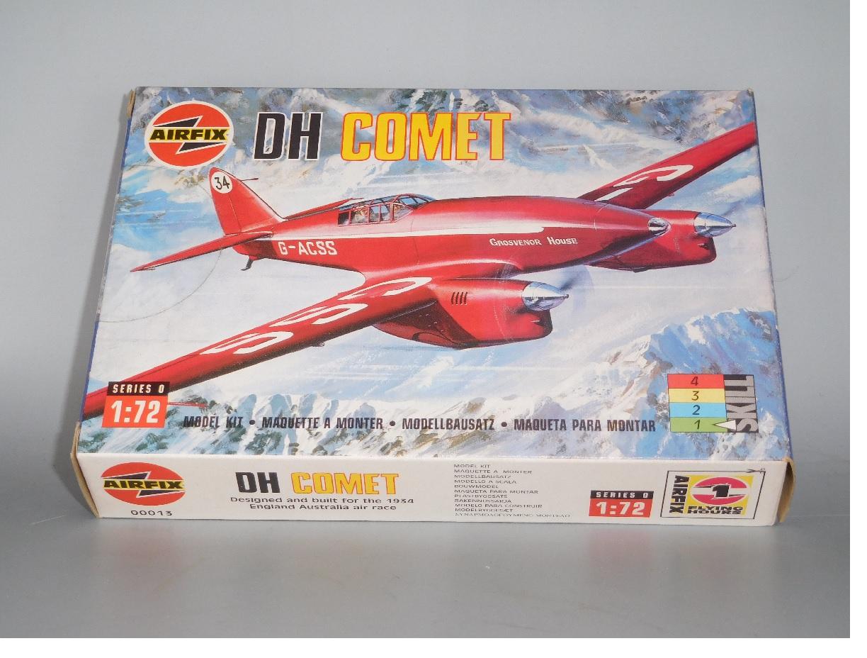 DH88コメット3