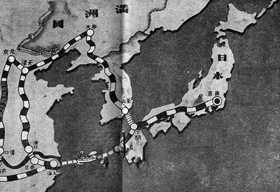 弾丸列車計画1