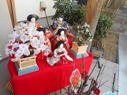 長木屋 人形