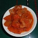 1-2 根菜の煮込み