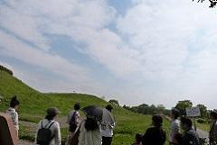 ⑤ 20130506 さきたま古墳群ガイドツアー