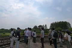 ④さきたま古墳群ガイドツアー 2013年5月6日