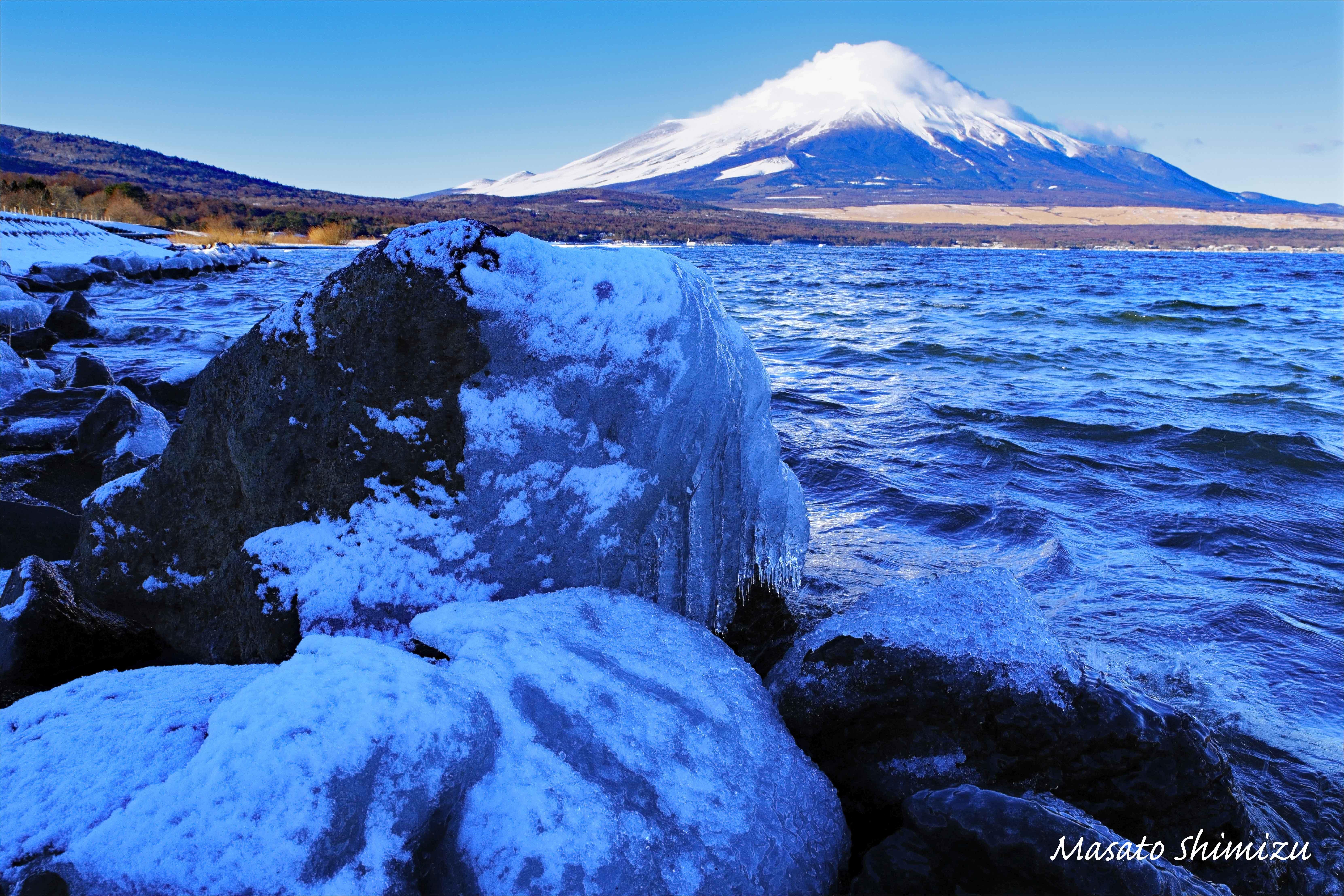 北風と冷水