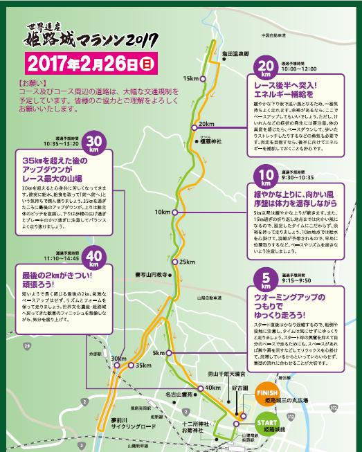 姫路城コース