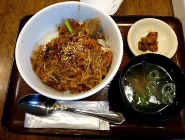 カッパ・クリエイト ぎんぶた ブルコギ丼02 201701