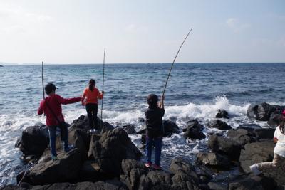 釣り 俵島