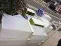 冷蔵庫、加湿器、扇風機、三段ボックス、衣装ケース、その他カントリー小物、ガラスケース s3