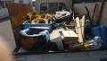 藤原啓、備前焼花瓶、湯飲み、大皿等、手工具、切断機、ハツリ、グラインダー、ドリル、マルノコ、等 s3