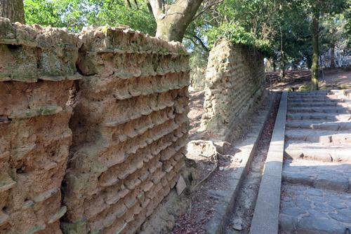 170216土塀