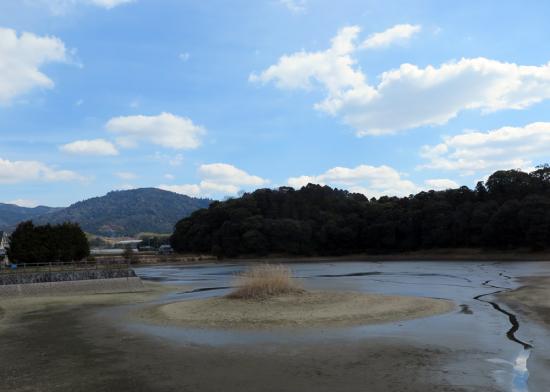 170225三輪山と箸墓