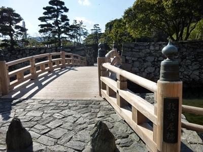 徳島城_数寄屋橋