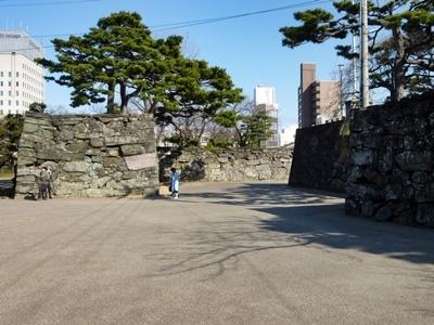 徳島城_桝形