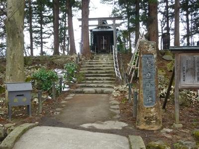 米沢城_春日神社