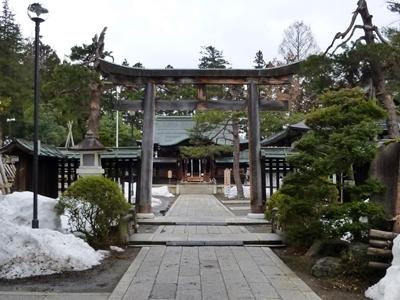 米沢城_上杉神社