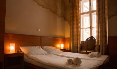 ホテルセンター リュブリャナの部屋