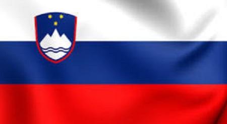 スロヴェニアの国旗