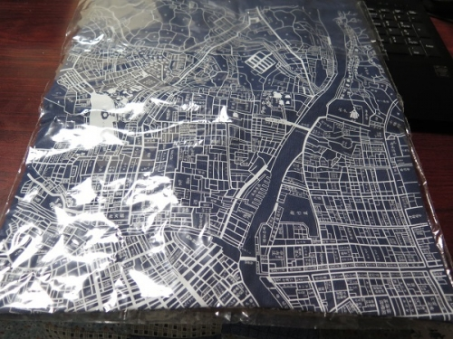古地図トート
