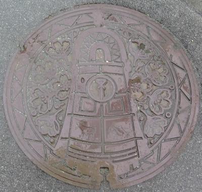 浜松市 気賀 マンホール