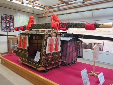 姫様館 お籠