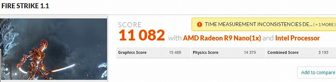 R9 nano-11 リミット解除