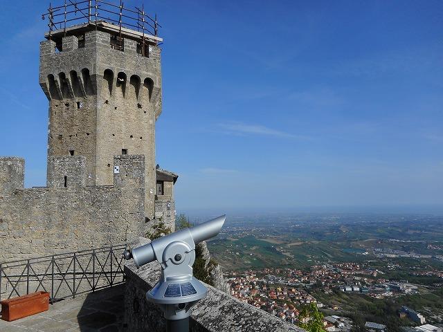 サンマリノ第2の塔