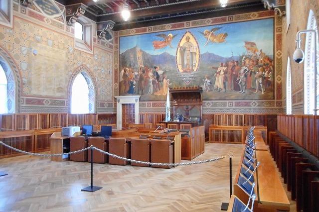 サンマリノ政庁