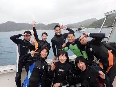 17-03-10 沖縄ツアー ツアーメンバー