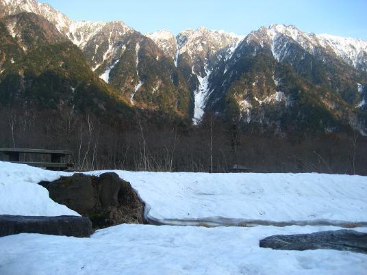 六百山・霞沢岳2