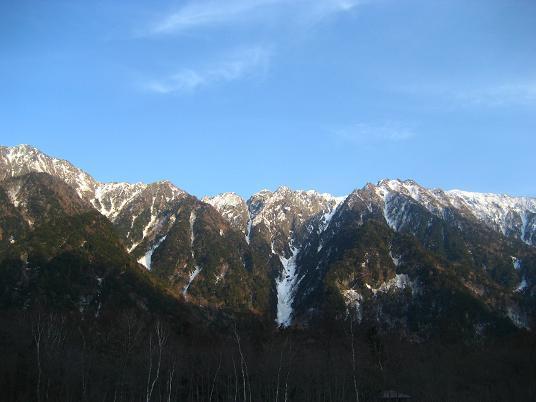 六百山・霞沢岳